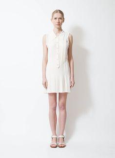 Chanel Silk Tennis Dress | www.resee.com