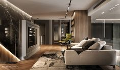 Luxury Private residence in Palestine Italian Interior Design, Apartment Interior Design, Luxury Interior Design, Living Room Wall Units, Living Room Designs, Bungalow Interiors, Kings Home, Luxury Homes Dream Houses, Luxury Decor