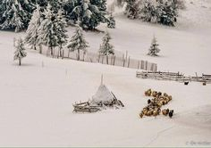 laurall: iarna acasa Romania, Scenery, Snow, Country, World, Winter, Places, Outdoor, Beautiful