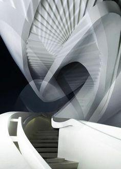 Perspectiva del simulacro, 2013, de Jorge Miño