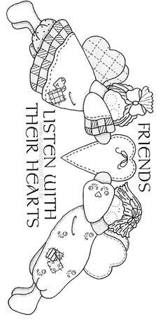::ARTESANATO VIRTUAL - Tecnicas de Artesanato | Dicas para Artesanato | Passo a Passo:: Embroidery Alphabet, Cross Stitch Embroidery, Hand Embroidery, Colouring Pics, Coloring Books, Coloring Pages, Red Words, Primitive Painting, Knitting Stiches