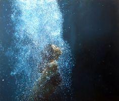 Water, paintings byEric Zener.