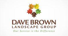 Creative Logo Design Ideas For Landscaping Companies – Think Design | Spinning Design Ideas