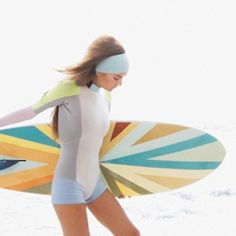 On the blog: the Cynthia Rowley/roxy wetsuits. Amazing.