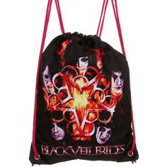 Bags / Wallets | MUSIC ACCESSORIES | Music ($35) ❤ liked on Polyvore featuring bags, black veil brides, bvb, accessories and backpacks