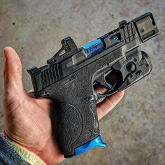 Want to load your magazines faster and easier without wearing out your thumbs? RAE Industries is your HERO! Get yours now and experience loading magazines without pain. Weapons Guns, Guns And Ammo, M&p Shield 9mm, Smith And Wesson Shield, Shooting Guns, Custom Guns, Military Guns, Fire Powers, Cool Guns