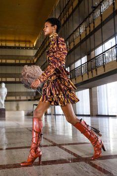 Fashion Week, High Fashion, Fashion Trends, Fashion Addict, White Fashion Sneakers, Vogue, Jason Wu, Fashion Show Collection, Winter Collection