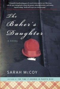 I loved The Baker's Daughter by Sarah McCoy. Such a great book.