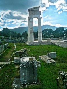 Asclepios Temple, Epidavros.
