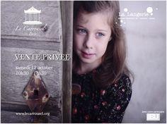 Vente privée Le Carrousel et La Langerie avec notre partenaire Little BU