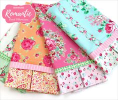 Romantic Floral Pillowcase with Decorative Cuff | Sew4Home