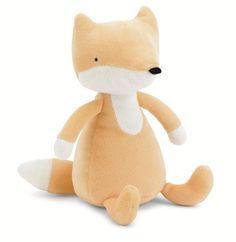 Thumble Fox « baby girl DiCo's first stuffed pal!