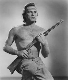 Scott Brady, The Vanishing American (1955)