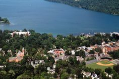 cooperstown, new york...normally I would be there next weekend, but have to sit in boring meetings for work