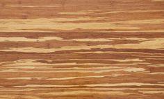 Oakwood Parquet en Bambou Convient pour plancher chauffant basse température et pour salles de bains - Bambou Strand Woven Tigré 12x140 Profil à clipser