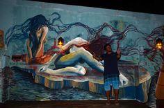 Mural Birmania -Palermo