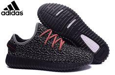 separation shoes 1967d 0acdd Men s Adidas Yeezy Boost 350 Shoes Black Grey Red,Adidas-Yeezy Shoes