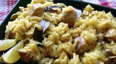 Chillies and Lime: Rice with Fish ( Masbai)