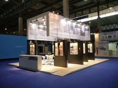 JUAN FUENTES STAND by JUNG (CONSTRUMAT) Barcelona-Spain