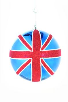 Large Union Jack British Christmas Tree Bauble (20cm) #ukchristmasworld #barnsley #christmas #decoration #festive #hanging #christmastree #display http://www.ukchristmasworld.com/Shop/Christmas-Tree-Decorations/Christmas-Tree-Decorations/5137-Large-Union-Jack-British-Christmas-Tree-Bauble-(20cm).html