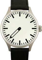 Defakto Inkognito Night Steel One Hand Automatic Watch