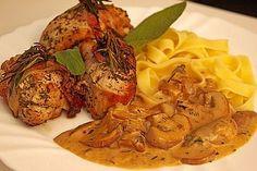 Shrimp Recipes Pork fillet in cognac sauce Salmon Recipes, Shrimp Recipes, Sauce Recipes, Pork Recipes, Lunch Recipes, Slow Cooker Recipes, Cooking Recipes, Pork Marsala, Beef Skillet Recipe