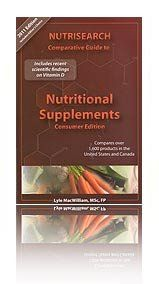 NutriSearch 2011 Comparative Guide to Nutritional Supplements (Consumer Edition for U.S. and Canada) -  	     	              	Price: $  10.95             	View Available Formats (Prices May Vary)        	Buy It Now      Based upon the analytical model used in the 2007 Professional edition and including enhanced Health Support criteria that incorporate the emergent scientific evidence on vitamin...