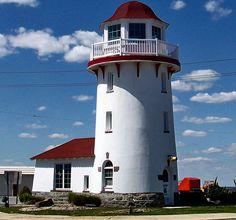 Brigantine Beach lighthouse
