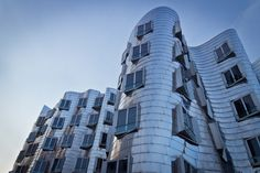 Gehry House - Duesseldorf, Germany