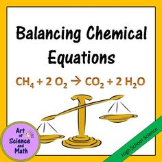 Worksheets 1000 Unbalanced Chemical Equation 1000 images about equations on pinterest reinforce the skill of balancing chemical in your high school chemistry course used as