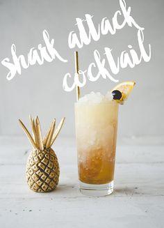 SHARK ATTACK COCKTAI