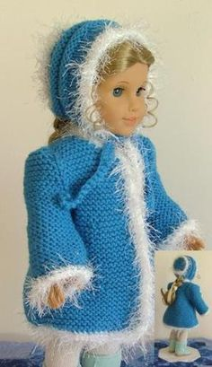 1000+ images about dolls knitting patterns on Pinterest ...