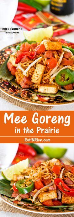 Mee Goreng in the Prairie