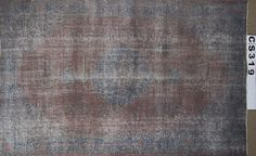 Overdyed Vintage Hand Woven Turkish Rug  (5.74 ft x 9.35 ft) Free Shipping Worldwide CS319
