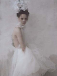 Sarah Moon : Codie Young, Vogue Turkey, 2012