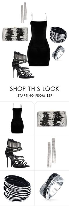 Untitled #67 by jazzybell27 on Polyvore featuring Giuseppe Zanotti, Natasha, Marc Jacobs, Bling Jewelry and SimpleStyle