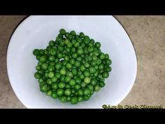 Matar Recipe || Super Easy and Tasty Green Peas Masala || Spicy Green Peas(Appetizer) - YouTube