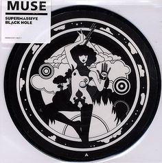 Supermassive Black Hole - Muse  by Jasper Goodall