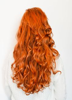 Easy overnight no-heat curls