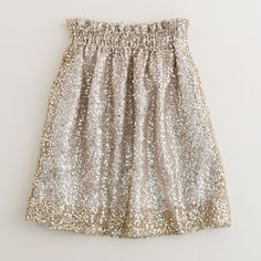 StylishPetite.com | Holiday Party or New Years Eve Outfit: Gold Sequins and Cashmere