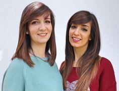 Silvia and Ana. Coralish Blog Team.