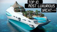 Top 10 Super Yacht video link