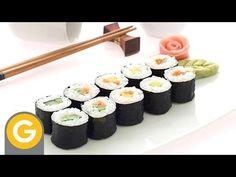 como hacer sushi? - YouTube