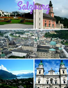 Salzburg - First Timers One Month Europe Itinerary - The Trusted Traveller
