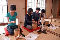 """Yuki-tsumugi is a type of silk production that has been around since the Nara Period (710–794) that does not use a spindle. """"The silk floss for the yarn in Yuki-tsumugi weaving is produced from empty or deformed silkworm cocoons, otherwise unusable for the production of silk yarn. This recycling process plays a significant role in supporting local sericulture communities."""" To me it sounds like the process recycles cocoons not useable by people using a spinning wheel, but it might not."""