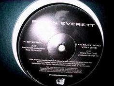 Peven Everett - Feelin' Who You Are (Original Drum Cartell Unreleased Full Length Mix).wmv