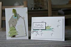Cute tag idea on the card