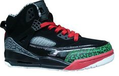 big sale ccc1c 2a9ac Air Jordan 3.5 Black Green Red