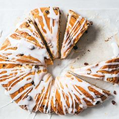 Braided Almond-Cream Wreath (*Kranzkuchen*)