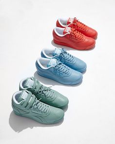 @reebokclassics team up with @facestockholm for their latest collaborative collection - You can find them online and in size? for women now - #ladiesthatlace